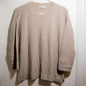 Madewell Wool Blend Knit Top NWOT